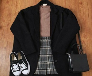 clothes, korean fashion, and ulzzang fashion image