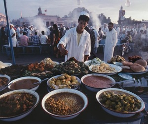 morocco and food image