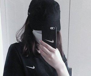 girl, nike, and aesthetic image