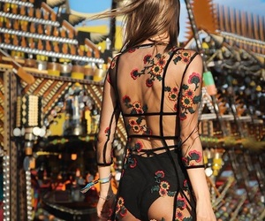 coachella, fashion, and boho image
