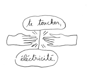 art, french, and drawing image