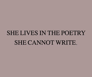 quotes, poetry, and words image