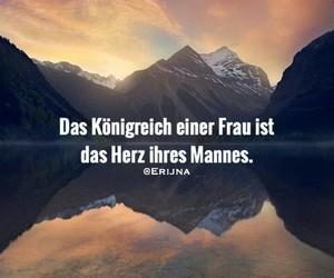 sprüche, deutsch, and text image