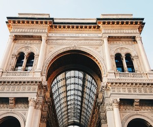 architecture and milan image