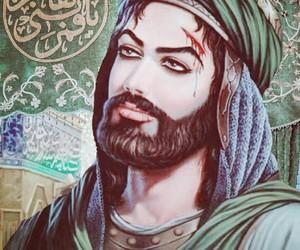 العباس, اهل البيت, and قمر بني هاشم image