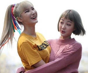 le, hyelim, and exid image