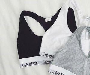 Calvin Klein and fashion image