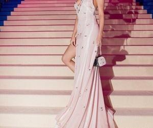 selena gomez, met gala, and dress image