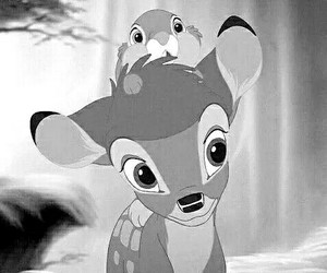bambi, disney, and cartoon image