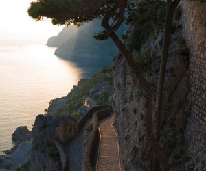 nature, sea, and travel image