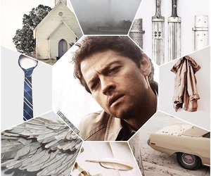 angel, edit, and spn image