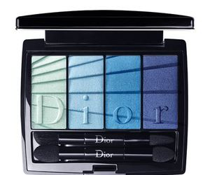 dior, make up, and eye power image