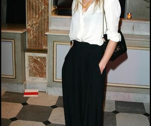 clemence poesy, fashion, and chic image