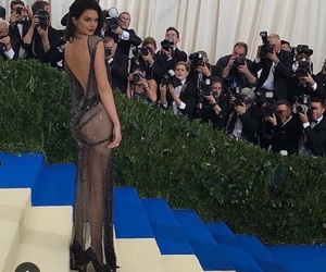 kendall jenner, met gala, and Kendall image