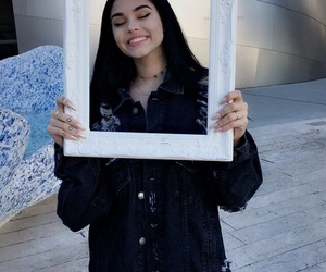 girl, maggie lindemann, and model image