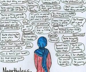 hijab and islam image