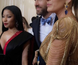blake lively, ryan gosling, and nicki minaj image