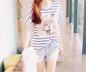 beautiful, pretty, and korean fashion image