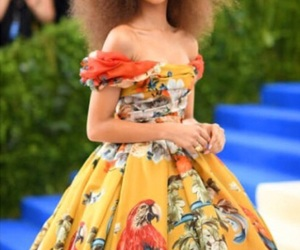 zendaya, met gala, and dress image