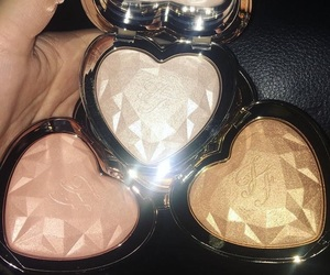 makeup and highlighter image