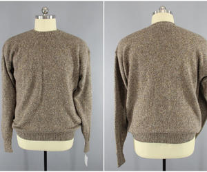 etsy, vintage sweater, and men's sweater image