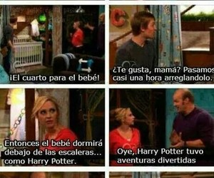 harry+potter, gracioso, and series image
