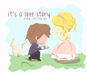 love, love story, and Taylor Swift image