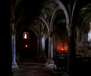 dark, gothic, and medieval image