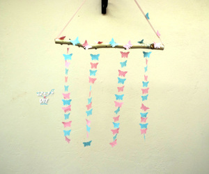 butterfly, butterfly wall decor, and decor image