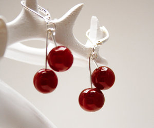 cherry and earrings image