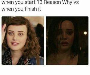 13 reasons why, hannah baker, and series image