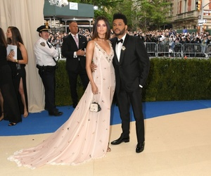 selena gomez, met gala, and couple image
