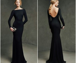 dress long image