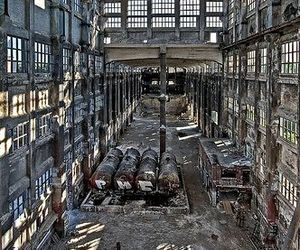 berlin abandoned factory image