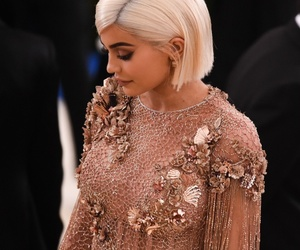 kylie jenner, fashion, and beauty image