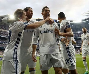 real madrid, cristiano ronaldo, and football image
