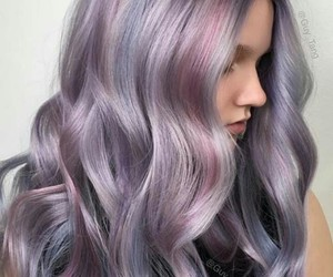 amazing, grey, and hair image