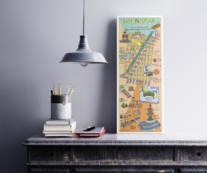 maps and philly image