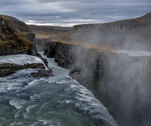 flow, glacial, and landscape image