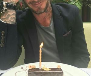beckham, cake, and David Beckham image