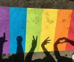 pride, love, and lgbtq image
