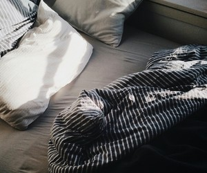morning and sleep image
