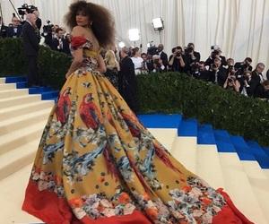 fashion, met gala, and zendaya image