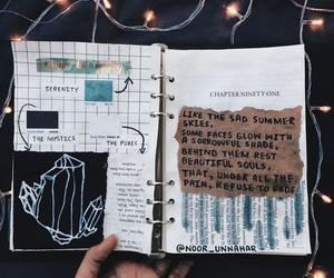 inspiration, journal, and tumblr image
