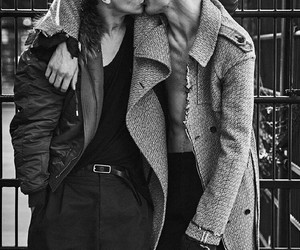 black and white, lgbt, and boyfriends image