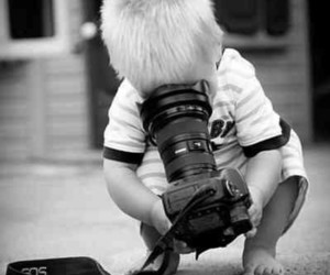 camera, photography, and boy image