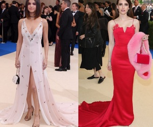 dress, emma roberts, and fancy image