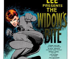 black widow, natasha romanova, and Marvel image