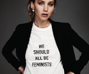 Jennifer Lawrence, dior, and hunger games image