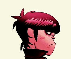 bands, gorillaz, and music image
